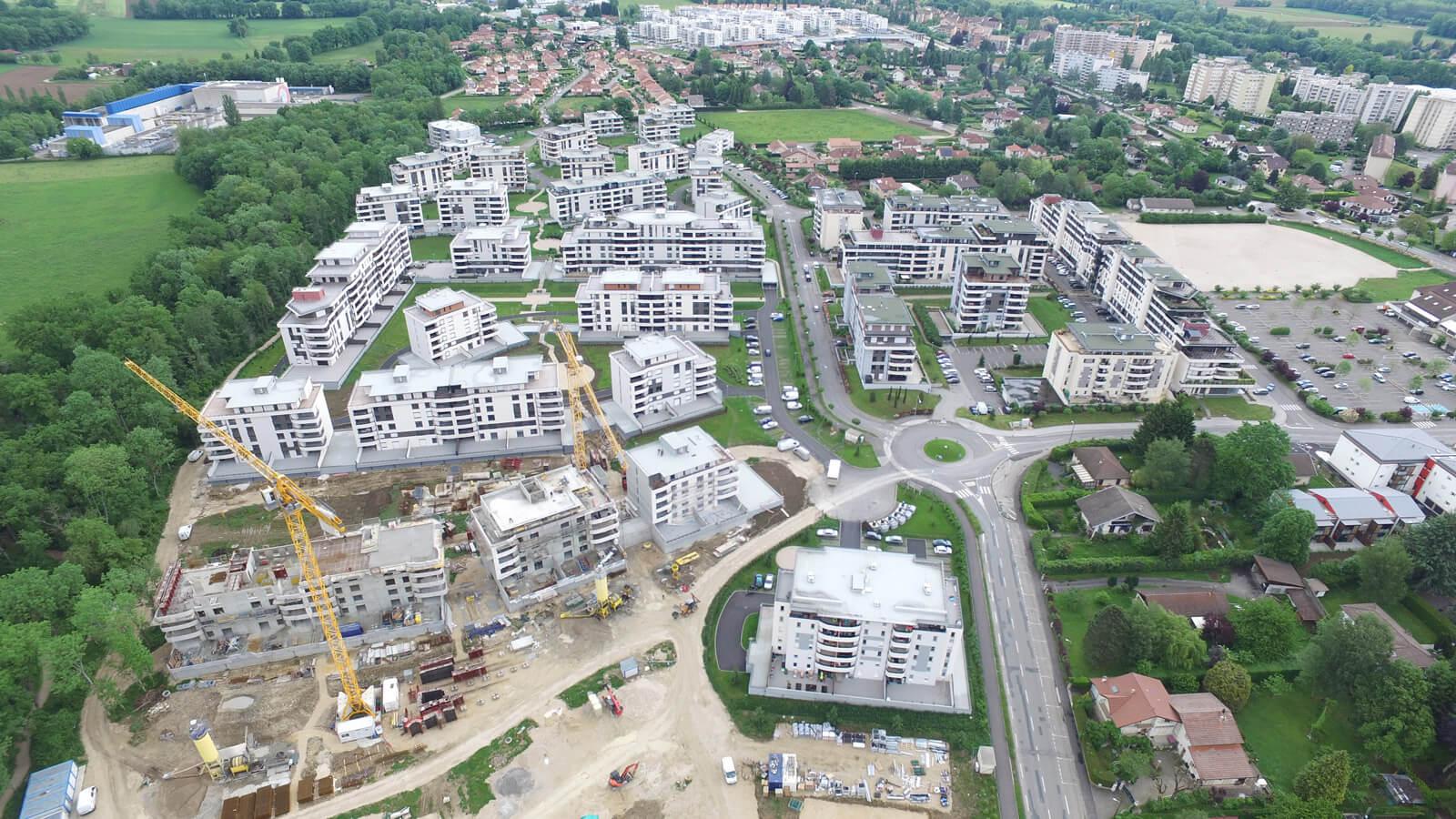 Park Jean Monnet - 01630 Saint-Genis-Pouilly