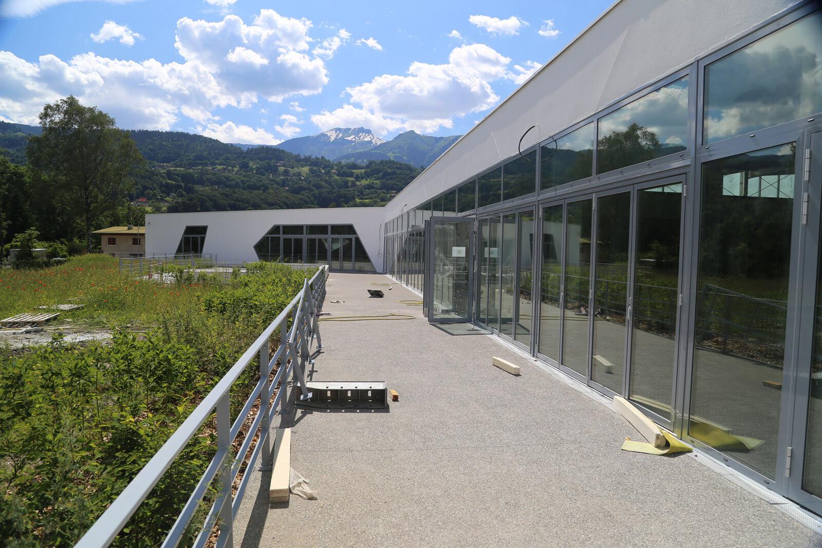Centre aquatique - 74700 Sallanches